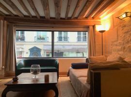 Apartment Rue de Tracy