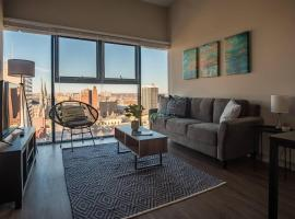 Stylish 1BR Apt in the Heart of Downtown