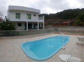 TEMPORADA - ILHEUS - CASA - 03 suites, piscina, wifi - SKY, hôtel à Ilhéus