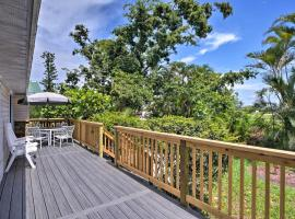 Marco Island Home w/ Deck - 2 Miles To Beach!, hotel in Marco Island