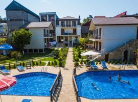 Hotel Chero, hotel in Kobuleti