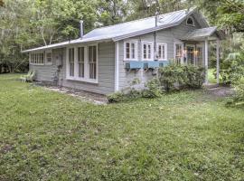 Gainesville Home Near Main Street - 1 Mi to UF!