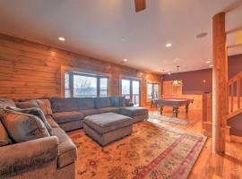 Incredible Boone Cabin w/Unrivaled Mountain Views!