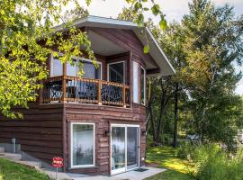 Lakefront Brainerd Cabin - Great Rice Lake Fishing, vacation home in Brainerd