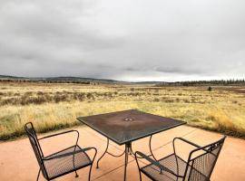 Private Fairplay Home w/Patio By Hiking & Fishing!, hotel in Fairplay