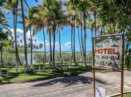 Cururupe Praia Hotel, hôtel à Ilhéus