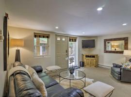 Mountainside Apt, Walk to Gondola & Downtown Aspen