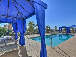 Pet-Friendly Resort Condo-Walk to Downtown Phoenix