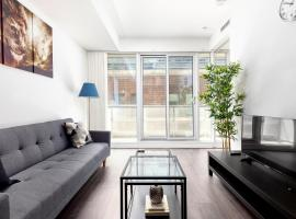 2 Bed Room Suite Downtown Toronto