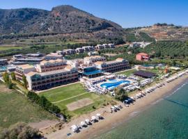 Kiani Beach Resort Family All Inclusive, hotel near The Holy Monastery of Agia Triada, Kalyves