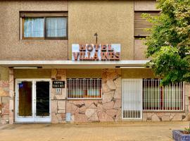 Hotel Villa Inés Mendoza