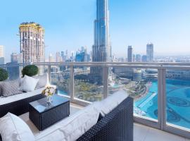 Elite Royal Apartment - Full Burj Khalifa & Fountain View - Royal