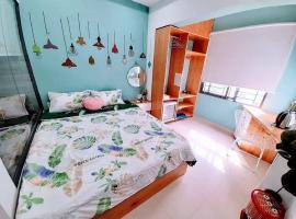 Papaya Homestay, family hotel in Nha Trang
