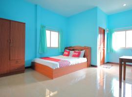 OYO 496 Chok Phikul Thong Resort near Kamphaeng Saen Hospital