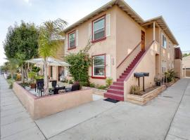 New Belmont Shore Retreat with free Parking Walk to Beaches