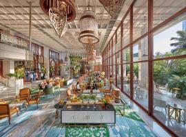 Mandarin Oriental Bangkok, accessible hotel in Bangkok