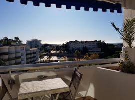 Cannes Californi Studio, hotel near Villa Domergue, Cannes