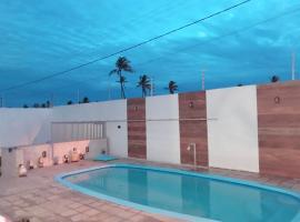 Casa de Praia localizado a 450m de praia privativa- barra dos coqueiros -SE
