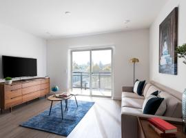 Stay TRIBE Brand New Stylish 1BR in Downtown San Jose