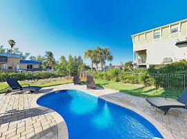New Listing! New Canal Home w/ Pool & Dock home