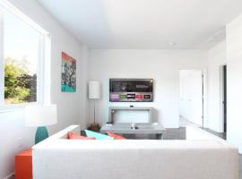Ideal for San Jose Business Travel, 1BR by TRIBE