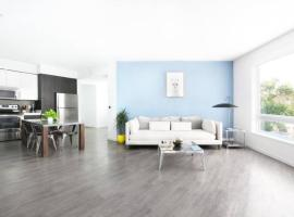 New & Modern, Serviced San Jose Home, 2BR by TRIBE
