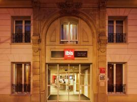 ibis Paris Gare de Lyon Ledru Rollin, hotel near Opéra Bastille, Paris