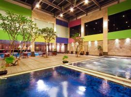 FM7 リゾートホテル ジャカルタ エアポート