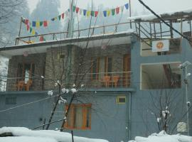 Backpackers Headquarter Manali