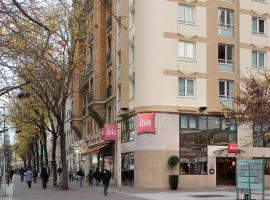 ibis Paris Avenue d'Italie 13ème