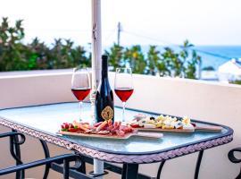 Kastro Apartments, hotel in Panormos Rethymno