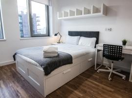 Seel Street Studios, apartment in Liverpool