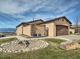 Colorado Springs Home w/Game Room & Mtn Views