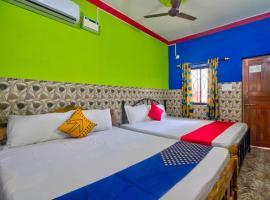 Das Holidays, spa hotel in Calangute