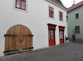 Orator - ubytování v soukromí v centru Znojma