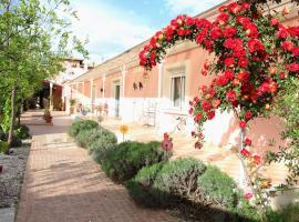 Hotel Villa Sevasti, hotel in Katerini