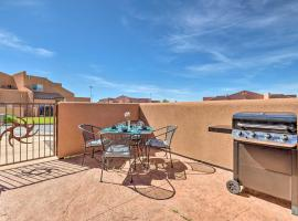 Moab Townhome w/ Patio - 11 Mi. to Arches NP!