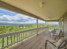 Lovely Mtn-View Home 6 Mi. to Pagosa Springs!, pet-friendly hotel in Pagosa Springs