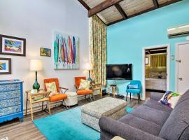 Bright Condo w/Balcony - Walk to Dewey Beach!, hotel in Dewey Beach