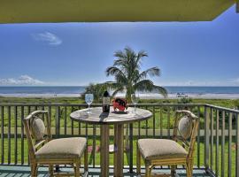 Oceanfront Cocoa Beach Resort Condo w/Balcony