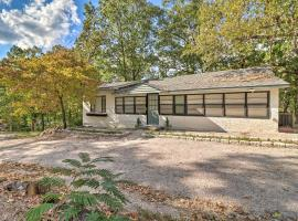 Waterfront Hot Springs Home w/ 2 Boat Slips!