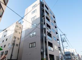 Residence Saku, serviced apartment in Osaka