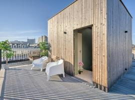 Luxury Apartment with Rooftop Terrace. Heart of Antwerp