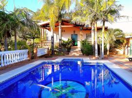 Villa Palmeras del Sol