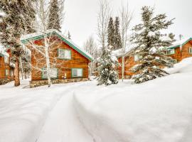 McCall Cottage Cabin