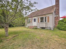 West Yarmouth Home - 5 Min Walk to Beach!, holiday home in West Yarmouth