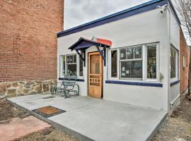 Historic Home w/ Porch In Downtown Salida!