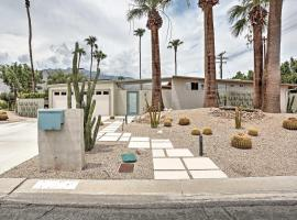 Superb Palm Springs Home w/Private Pool & Hot Tub!