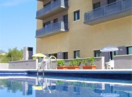 Apartaments Las Carolinas, hotel i nærheden af Delta de l'Ebre, Sant Carles de la Ràpita