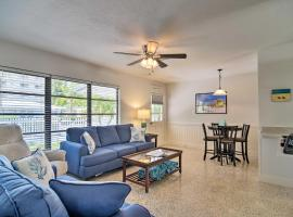 Duplex Home w/ Pool, Walk to Crescent Beach!